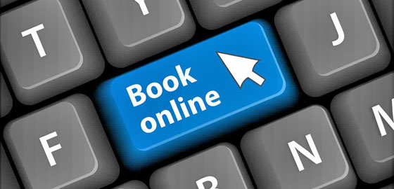 NEW : Online Appointment Booking System